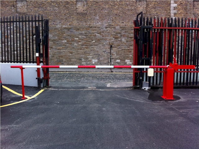 Automaticbarriers Ie